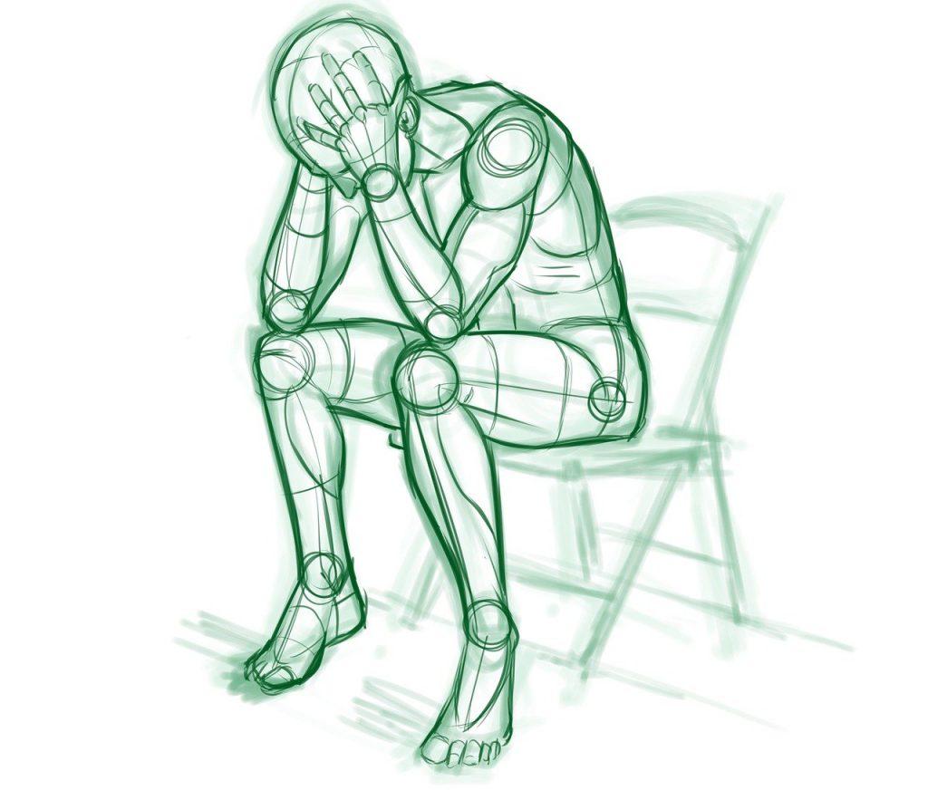 うつ病のイメージ画像
