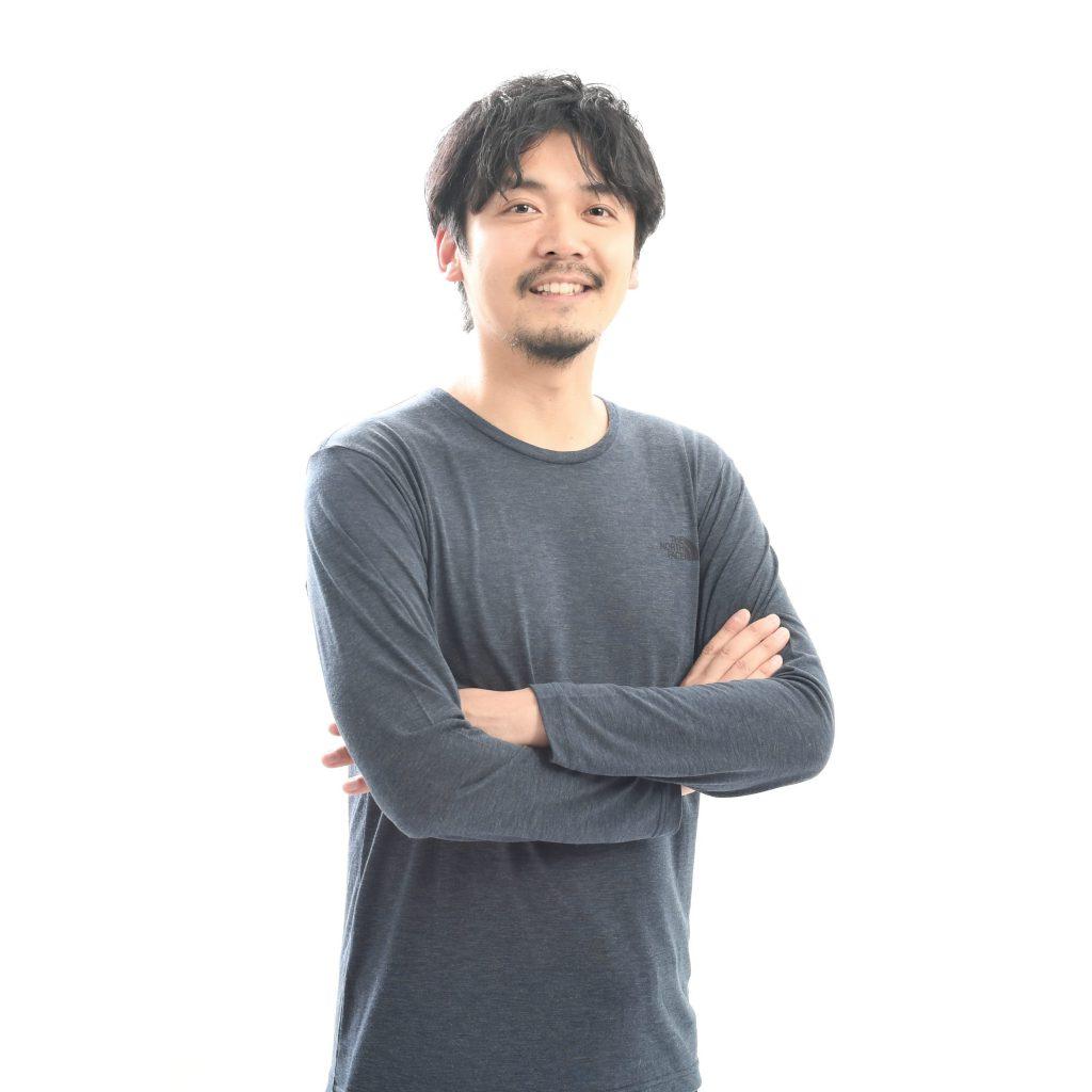 エンカレッジ代表の林晋吾さんのプロフィール写真を許可いただいて掲載しています。